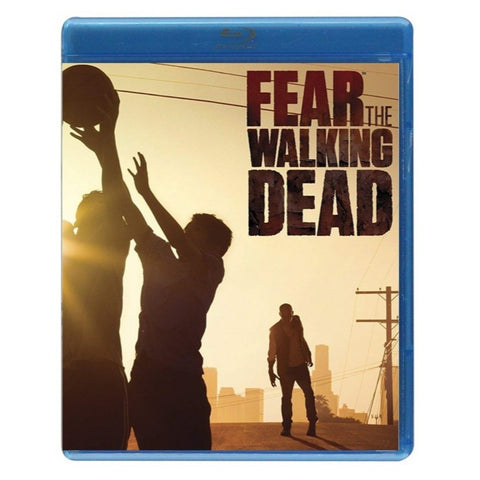 Fear The Walking Dead Temporada 1 Blu-ray