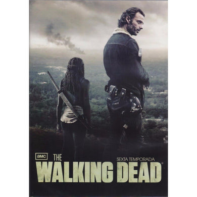 The Walking Dead Temporada 6 DVD
