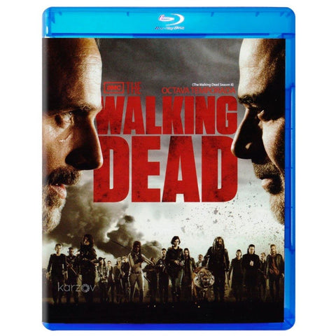 The Walking Dead Temporada 8 Blu-ray