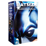 Batman Coleccion Especial Saga Original Boxset DVD