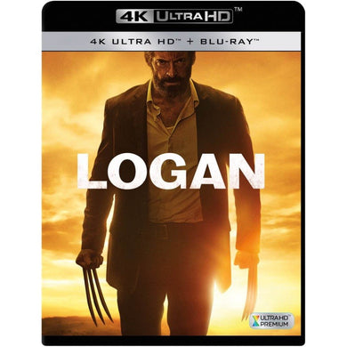 Logan 4K Ultra HD + Blu-ray + Digital DH