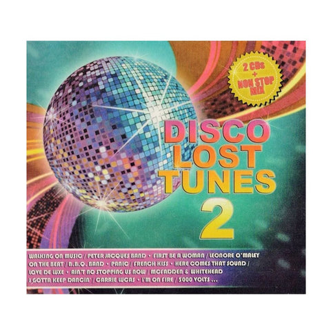 Disco Lost Tunes 2 + Non Stop Mix CD