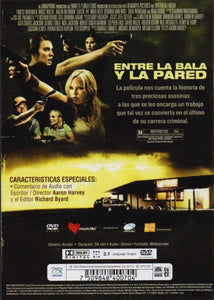 Entre La Bala Y La Pared DVD
