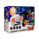 Legends Flashback Blast - Mini Consola Portatil 12 Juegos