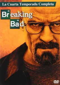 Breaking Bad Temporada 4 DVD