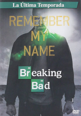 Breaking Bad Temporada 6 Final DVD