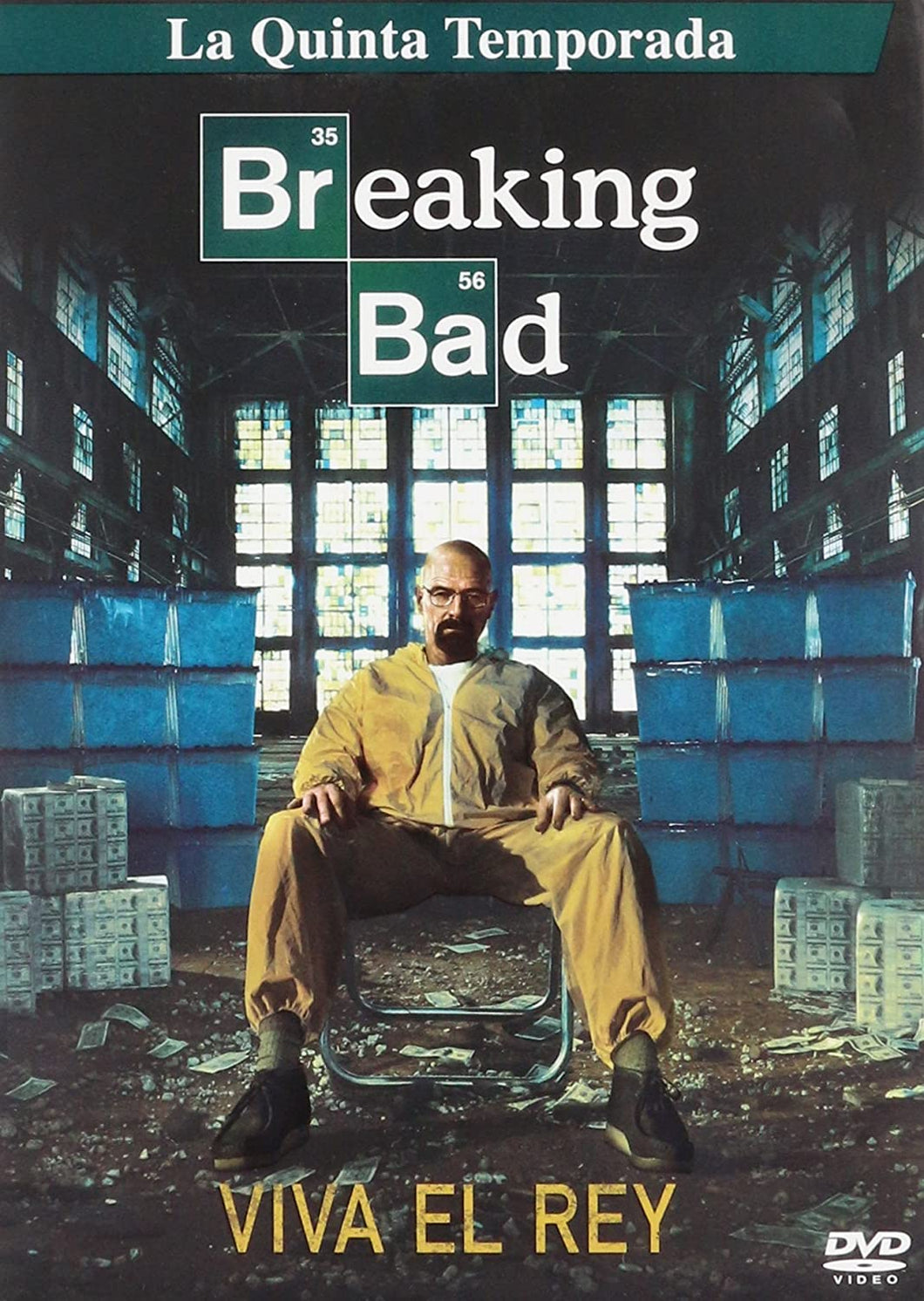 Breaking Bad Temporada 5 DVD