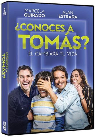 ¿ Conoces a Tomas ? DVD