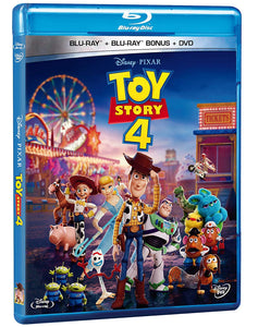Toy Story 4 Blu-ray + DVD