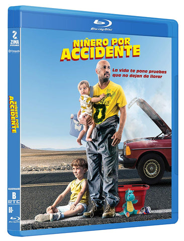 Niñero Por Accidente Blu-ray