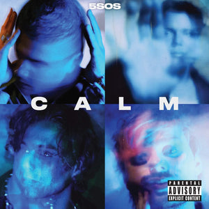 5 Seconds Of Summer (5SOS) - Calm - CD