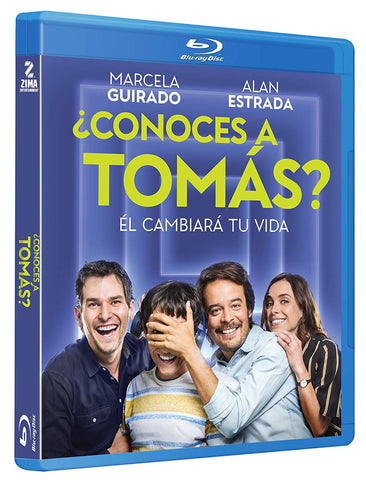 ¿ Conoces a Tomas ? Blu-ray