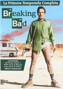 Breaking Bad Temporada 1 DVD
