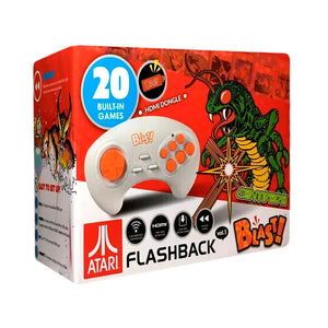 Atari Vol. 1 Flashback Blast - Mini Consola Portatil 20 Juegos