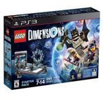 LEGO Dimensions Starter Pack Edition - PS3