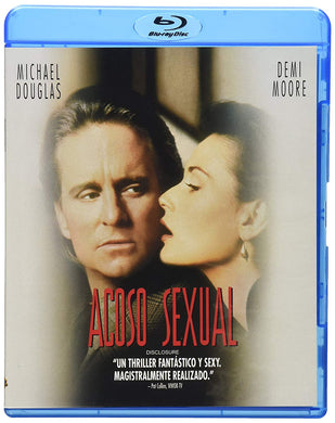 Acoso Sexual Blu-ray