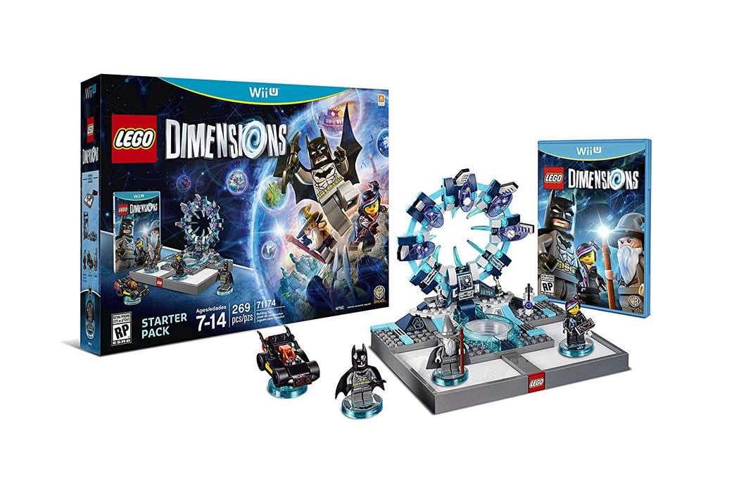 LEGO Dimensions Starter Pack Edition - Wii U