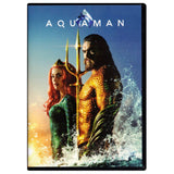 Aquaman DVD