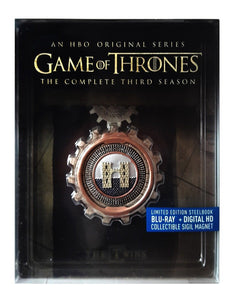 Game Of Thrones Temporada 3 Steelbook Blu-ray