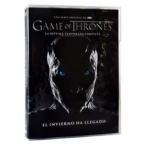 Game Of Thrones Temporada 7 DVD