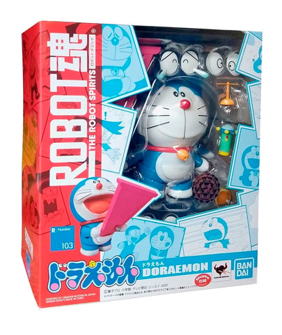 Doraemon The Robot Spirits Bandai