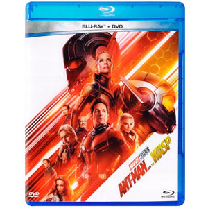 Ant-man And The Wasp Blu-ray + DVD