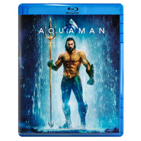 Aquaman Blu-ray + DVD