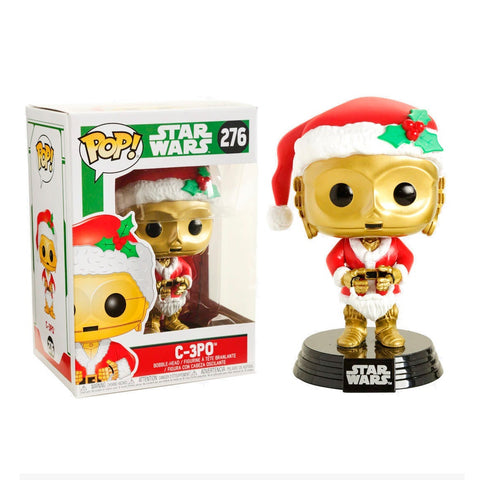 C-3PO 276 (Navideño) - Funko POP! Star Wars