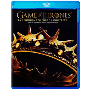 Game Of Thrones Temporada 2 Blu-ray