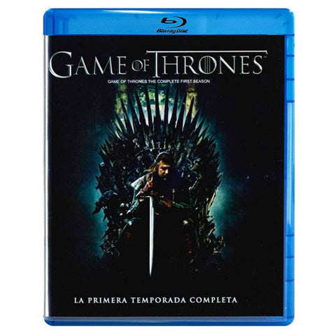 Game Of Thrones Temporada 1 Blu-ray