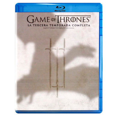 Game Of Thrones Temporada 3 Blu-ray