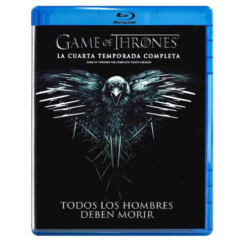 Game Of Thrones Temporada 4 Blu-ray
