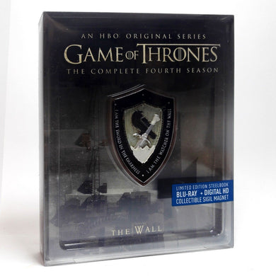 Game Of Thrones Temporada 4 Steelbook Blu-ray