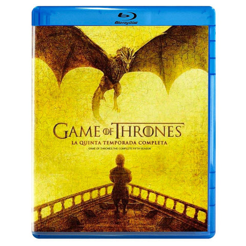 Game Of Thrones Temporada 5 Blu-ray