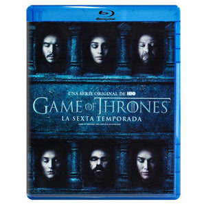 Game Of Thrones Temporada 6 Blu-ray