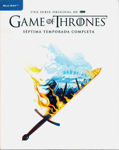 Game Of Thrones Temporada 7 Blu-ray