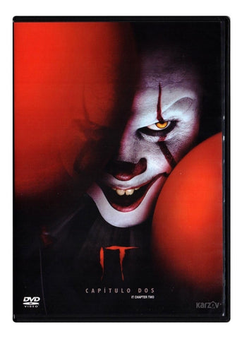 It 2 (Eso 2) DVD