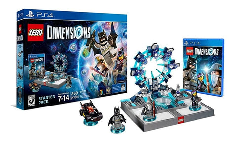 LEGO Dimensions Starter Pack Edition - PS4