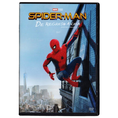 Spider-Man: De Regreso a Casa DVD