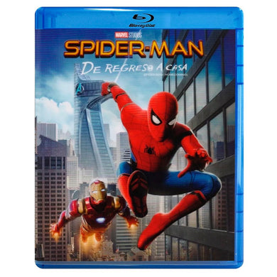 Spider-Man: De Regreso a Casa Blu-ray + DVD