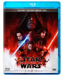 Star Wars Episodio 8 Los Últimos Jedi Blu-ray + DVD