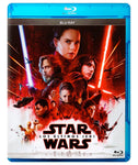 Star Wars Episodio 8 Los Últimos Jedi Blu-ray