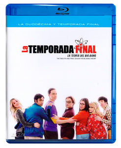 La Teoria del Big Bang Temporada 12 Final Blu-ray