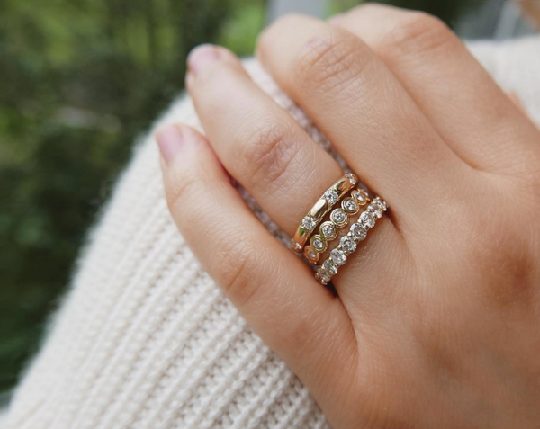Greater than the Sum of their Parts: How to Build the Perfect Ring Stack
