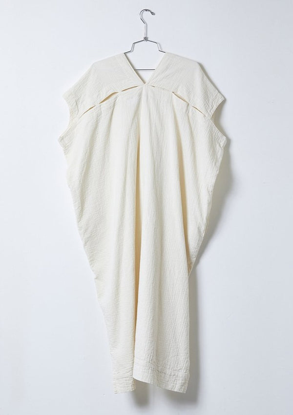 Crescent Long Dress, Kinari