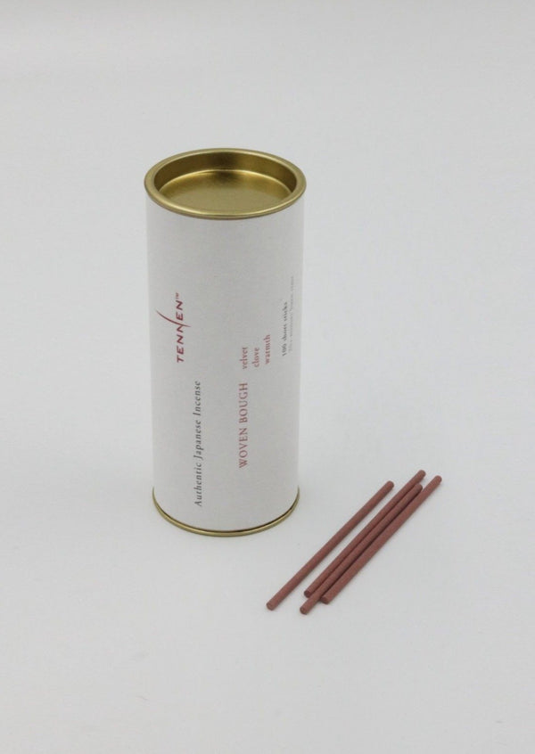 Woven Bough - Short Stick Incense