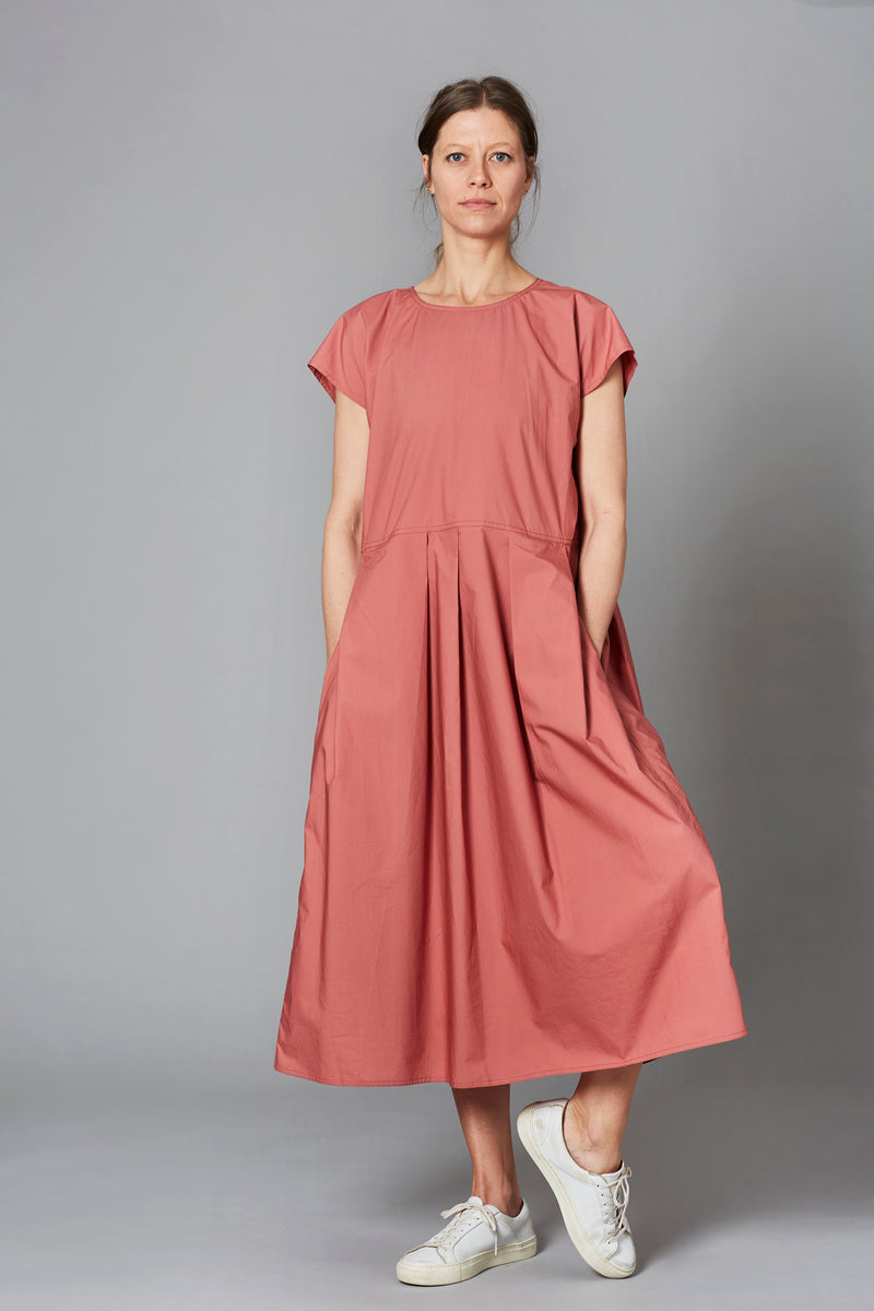 Darlene Dress, Terracotta