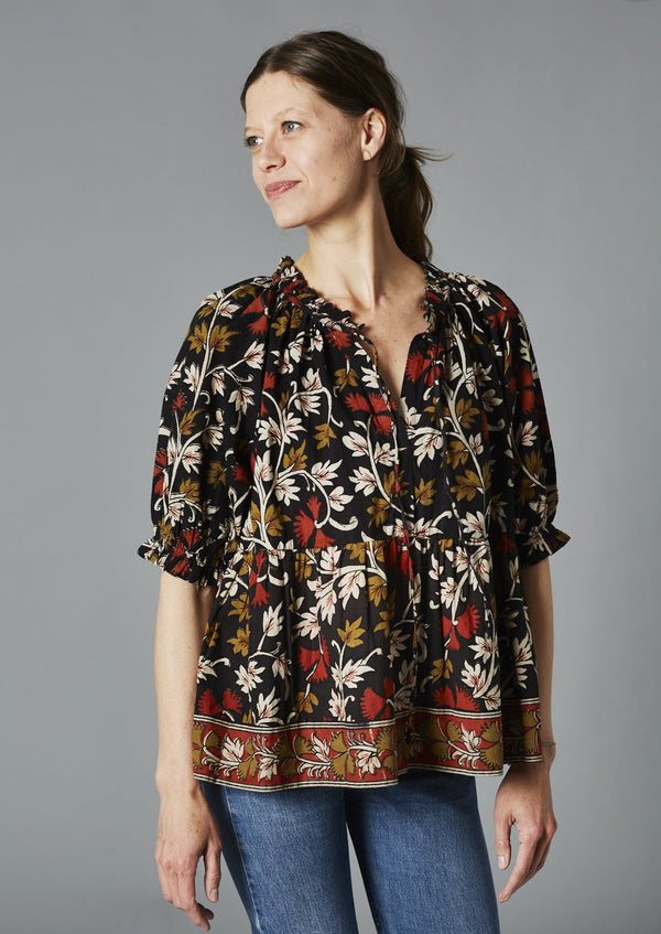 Graziana Top, Lady Black