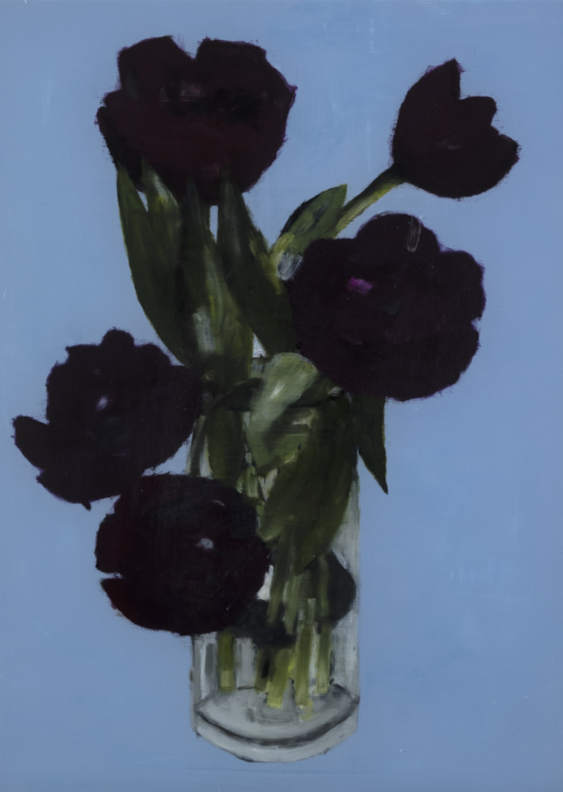Five Dark Purple