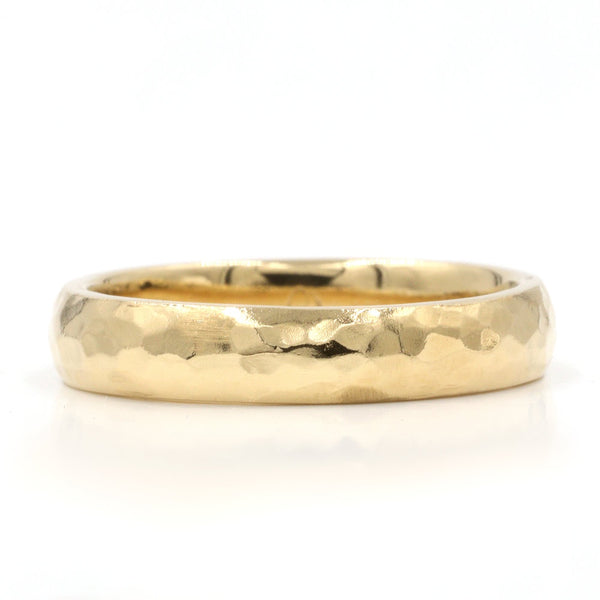Noah Wedding Band - 18KY
